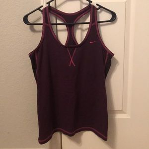 Nike fit dry tank top